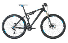 Cube AMS 120 29 Race black anodized